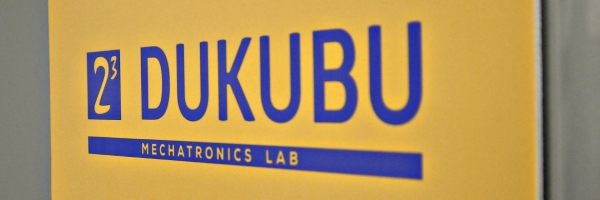 Dukubu Mechatronics Lab is Ready